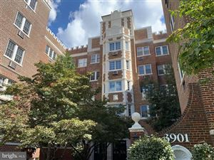 Photo of 3901 CONNECTICUT AVE NW #308, WASHINGTON, DC 20008 (MLS # DCDC445558)