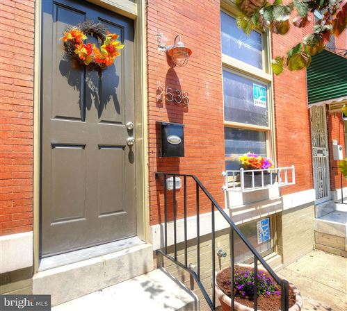 Photo of 2538 ASHLAND AVE, BALTIMORE, MD 21205 (MLS # MDBA477558)