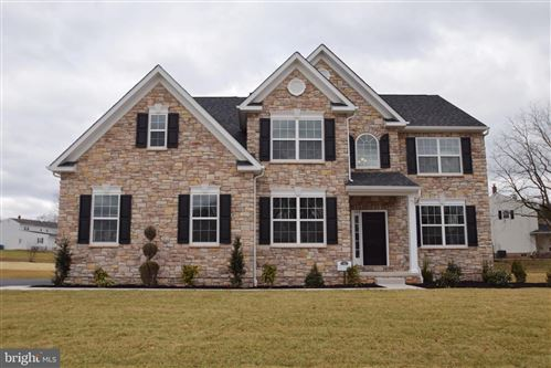 Photo of 130 MARKLEY FARMS CIR #LOT 36, JEFFERSONVILLE, PA 19403 (MLS # PAMC640558)