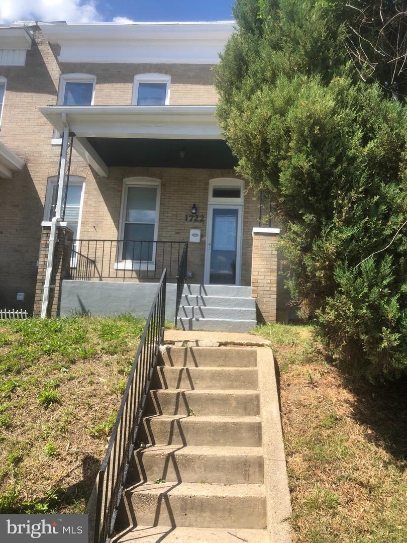 1722 E 29TH ST, Baltimore, MD 21218 - MLS#: MDBA545558