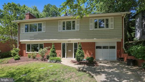 Photo of 2619 BLAINE DR, CHEVY CHASE, MD 20815 (MLS # MDMC2000560)