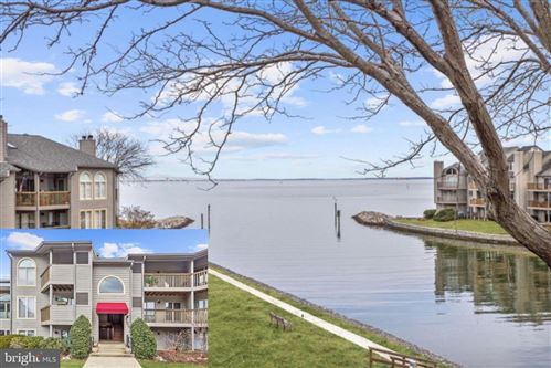 Photo of 7010 CHANNEL VILLAGE CT #201, ANNAPOLIS, MD 21403 (MLS # MDAA459562)