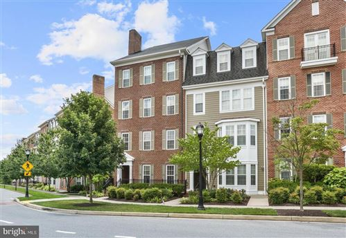 Photo of 7662 MAPLE LAWN BLVD #25, FULTON, MD 20759 (MLS # MDHW268562)