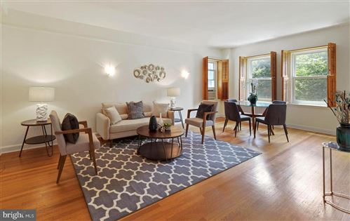 Photo of 3601 CONNECTICUT AVE NW #102, WASHINGTON, DC 20008 (MLS # DCDC2004564)