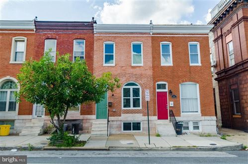 Photo of 212 PATTERSON PARK AVE N, BALTIMORE, MD 21231 (MLS # MDBA543564)