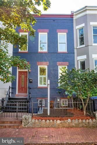 Photo of 1369 INDEPENDENCE AVE SE, WASHINGTON, DC 20003 (MLS # DCDC499566)