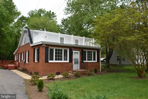 Photo of 5452 DEALE CHURCHTON RD, CHURCHTON, MD 20733 (MLS # MDAA398568)