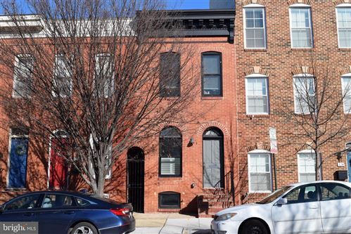 Photo of 122 E FORT AVE, BALTIMORE, MD 21230 (MLS # MDBA500568)