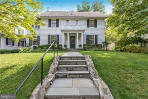 Photo of 14 OXFORD ST, CHEVY CHASE, MD 20815 (MLS # MDMC680568)