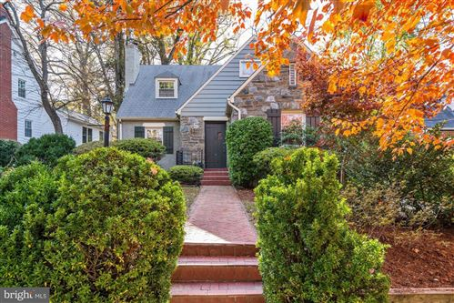 Photo of 4822 LANGDRUM LN, CHEVY CHASE, MD 20815 (MLS # MDMC694570)