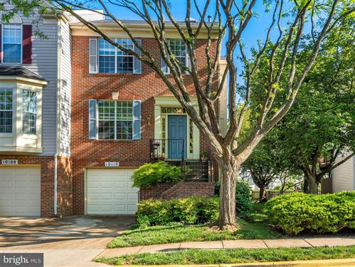 Photo of 10110 VANDERBILT CIR, ROCKVILLE, MD 20850 (MLS # MDMC755570)