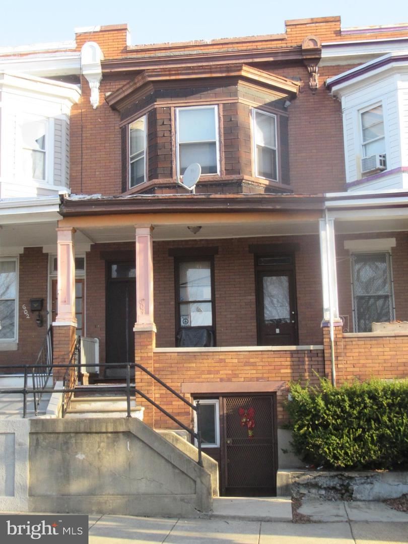 604 E 33RD ST, Baltimore, MD 21218 - MLS#: MDBA548570