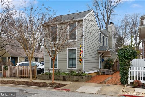 Photo of 421 THIRD ST, ANNAPOLIS, MD 21403 (MLS # MDAA456572)