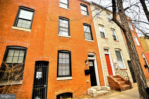 Photo of 104 S WOLFE ST, BALTIMORE, MD 21231 (MLS # MDBA547572)