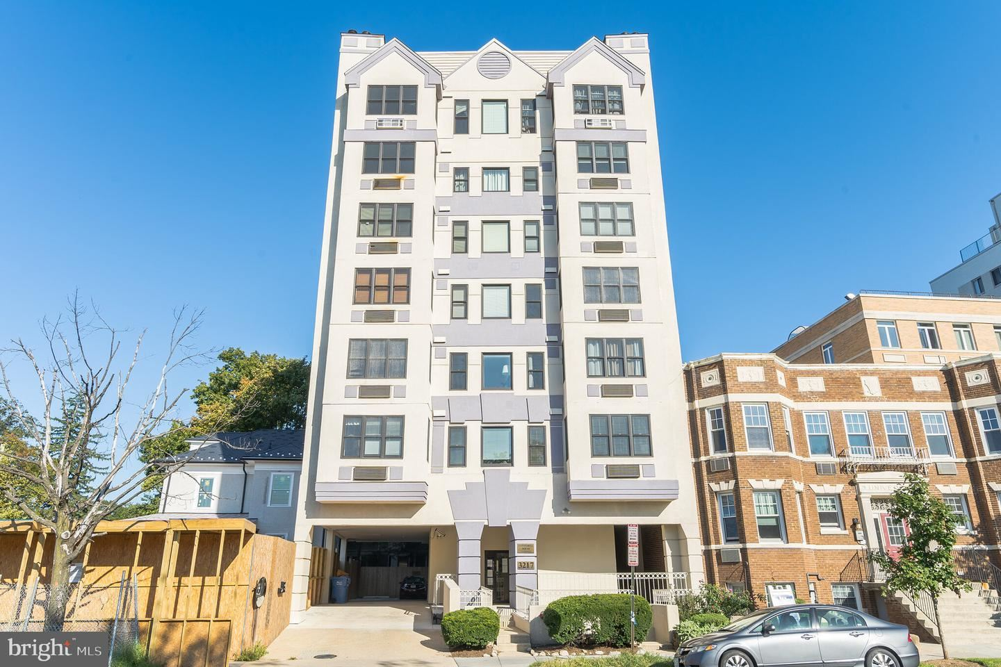 Photo of 3217 WISCONSIN AVE NW #2B, WASHINGTON, DC 20016 (MLS # DCDC488572)