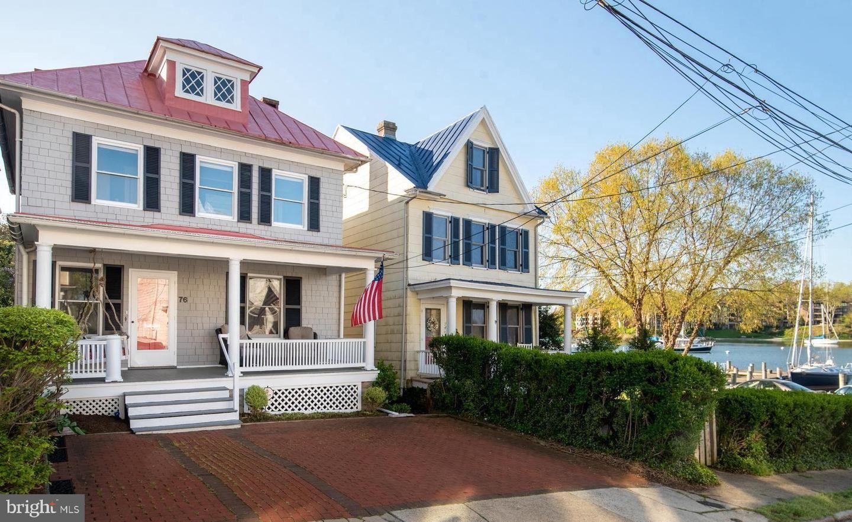 76 CONDUIT ST, Annapolis, MD 21401 - MLS#: MDAA464572