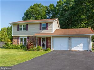 Photo of 5602 LEE WAY CT, CHURCHTON, MD 20733 (MLS # MDAA408574)