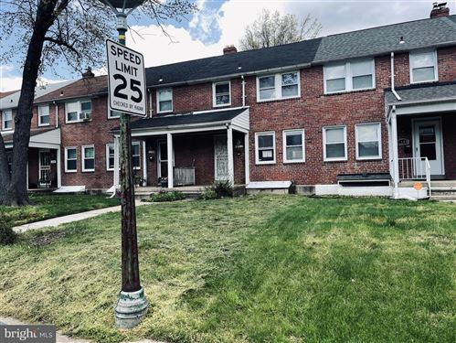 Photo of 1342 PENTWOOD RD, BALTIMORE, MD 21239 (MLS # MDBA547574)