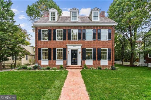 Photo of 3806 RAYMOND ST, CHEVY CHASE, MD 20815 (MLS # MDMC682574)