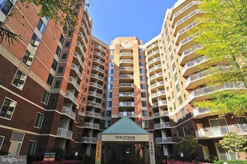 Photo of 7500 WOODMONT AVE #S1112, BETHESDA, MD 20814 (MLS # MDMC754574)