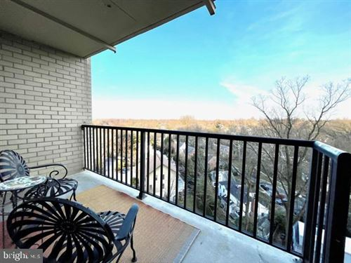 Photo of 4242 EAST WEST HWY #707, CHEVY CHASE, MD 20815 (MLS # MDMC757574)