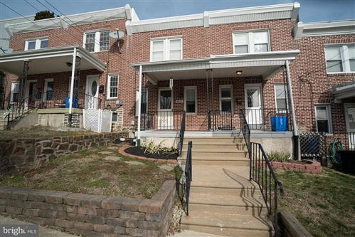 Photo of 4823 TIBBEN ST, PHILADELPHIA, PA 19128 (MLS # PAPH873574)
