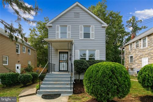 Photo of 3123 NEWTON ST NE, WASHINGTON, DC 20018 (MLS # DCDC485576)