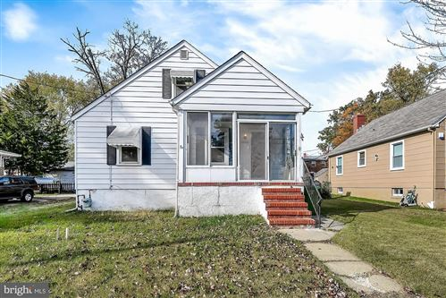 Photo of 5504 GREENFIELD AVE, BALTIMORE, MD 21206 (MLS # MDBA491578)