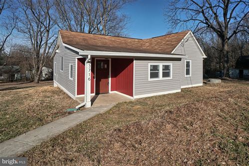 Photo of 3716 TREGO MOUNTAIN RD, KEEDYSVILLE, MD 21756 (MLS # MDWA169578)