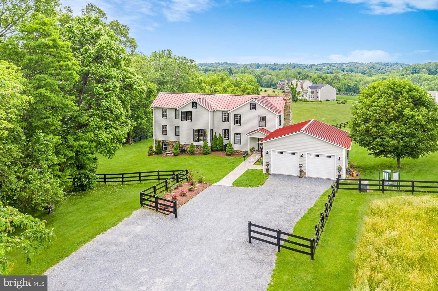 Photo of 38545 JOHN WOLFORD RD, WATERFORD, VA 20197 (MLS # VALO440578)