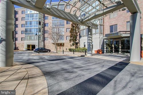 Photo of 2901 S LEISURE WORLD BLVD #312, SILVER SPRING, MD 20906 (MLS # MDMC691580)