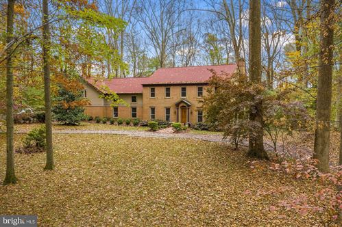 Photo of 11711 BEALL MOUNTAIN RD, POTOMAC, MD 20854 (MLS # MDMC736580)