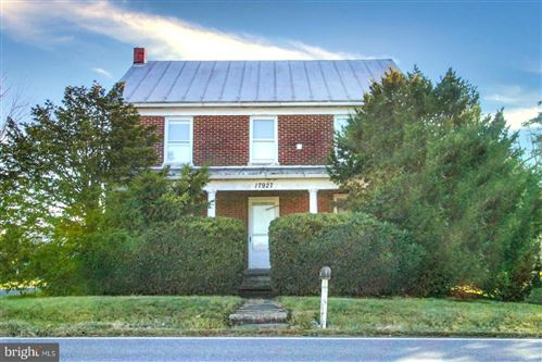 Photo of 17927 GARDEN VIEW RD, HAGERSTOWN, MD 21740 (MLS # MDWA169580)