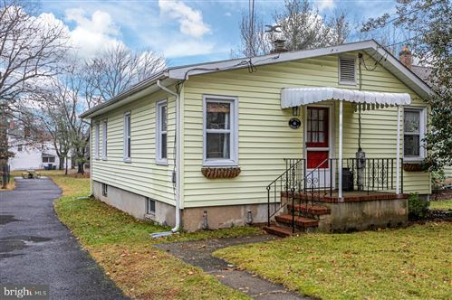 Photo of 46 CRESCENT AVE, ROCKY HILL, NJ 08553 (MLS # NJSO112580)