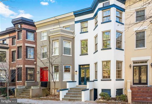 Photo of 2236 DECATUR PL NW, WASHINGTON, DC 20008 (MLS # DCDC455582)