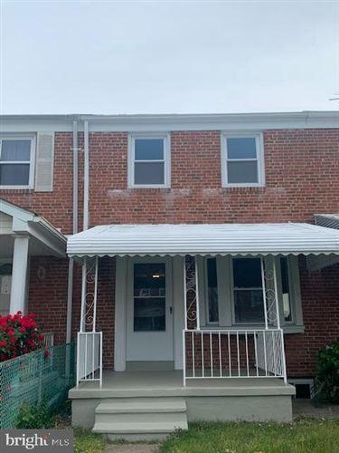 Photo of 712 MIDDLESEX RD, BALTIMORE, MD 21221 (MLS # MDBC529582)