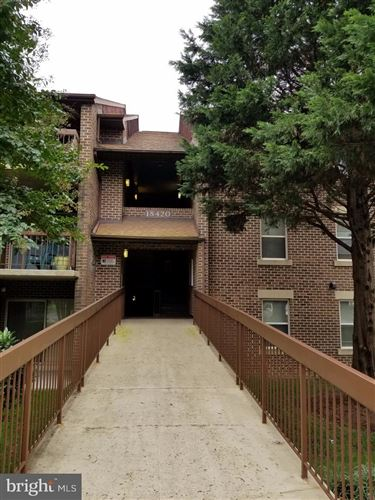 Photo of 18420 GUILDBERRY DR #102, GAITHERSBURG, MD 20879 (MLS # MDMC101582)