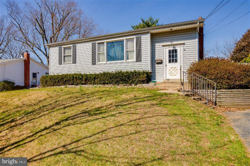 Photo of 4713 TALLAHASSEE AVE, ROCKVILLE, MD 20853 (MLS # MDMC699582)