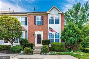 Photo of 9543 BELLHAVEN CT, FREDERICK, MD 21701 (MLS # MDFR251584)