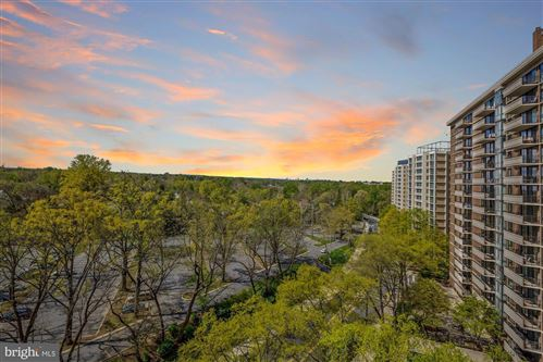 Photo of 4620 N PARK AVE #1005E, CHEVY CHASE, MD 20815 (MLS # MDMC704584)