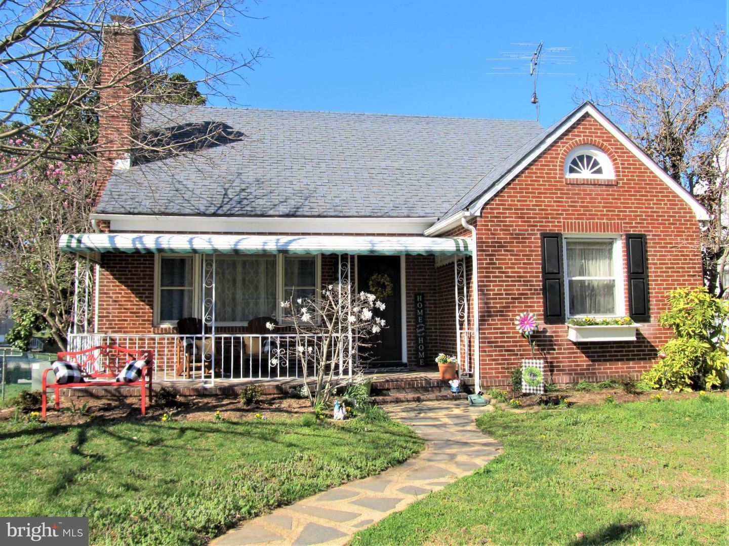 302 ORCHARD AVE, Baltimore, MD 21225 - MLS#: MDAA464588
