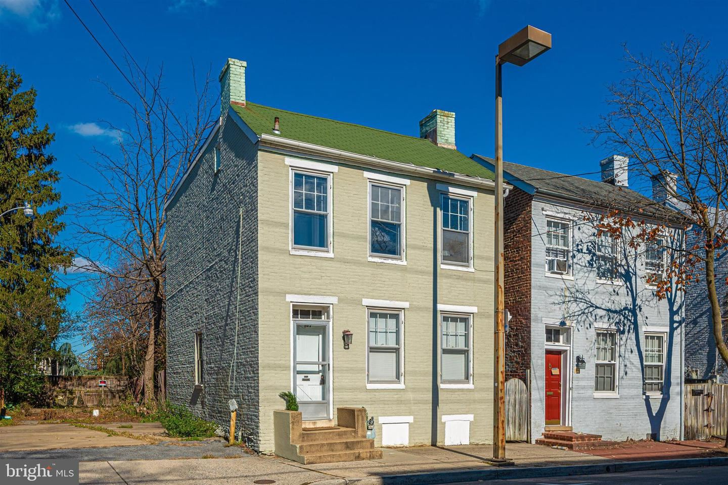 Photo of 187 W ALL SAINTS ST, FREDERICK, MD 21701 (MLS # MDFR274588)