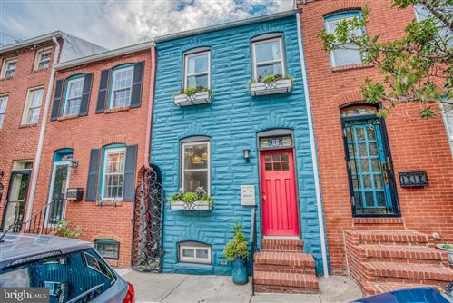 Photo of 116 S CASTLE ST, BALTIMORE, MD 21231 (MLS # MDBA522590)