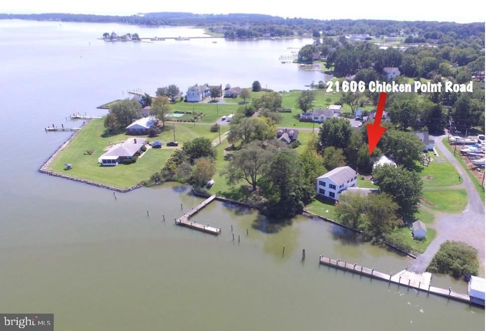 Photo of 21606 CHICKEN POINT RD, TILGHMAN, MD 21671 (MLS # MDTA138590)