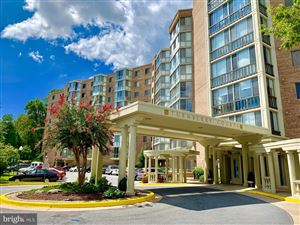 Photo of 3005 S LEISURE WORLD BLVD #123, SILVER SPRING, MD 20906 (MLS # MDMC678592)