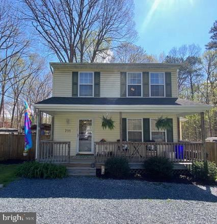 Photo of 711 CORSICA NECK RD, CENTREVILLE, MD 21617 (MLS # MDQA143592)