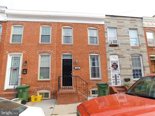 Photo of 122 E RANDALL ST, BALTIMORE, MD 21230 (MLS # MDBA484596)