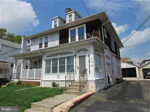 Photo of 45 W BERKLEY AVE, CLIFTON HEIGHTS, PA 19018 (MLS # PADE498596)
