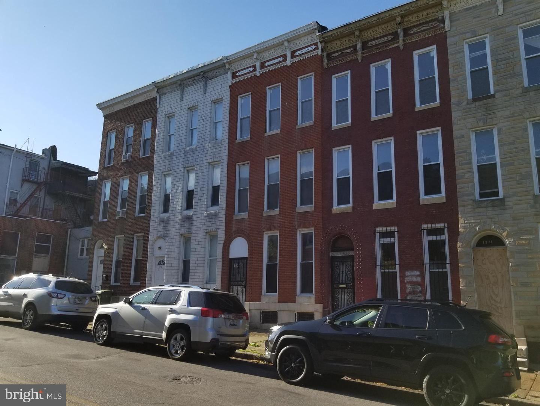 1317 W LAFAYETTE AVE, Baltimore, MD 21217 - MLS#: MDBA550596