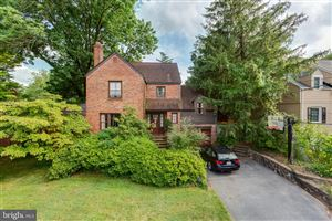 Photo of 3308 CUMMINGS LN, CHEVY CHASE, MD 20815 (MLS # MDMC100597)